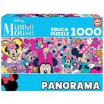 Minnie Mouse - Panoramic - 1000pc