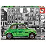 Car in Amsterdam - 1000pc