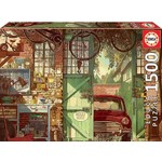 Old Garage - Arly Jones - 1500pc