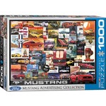 Mustang Advertising Collection - 1000pc