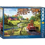 Country Drive - 1000 pieces