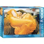 Frederic Lord Leighton - Flaming June - 1000pc