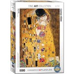 Gustav Klimt - The Kiss - Full Scale - 1000pc