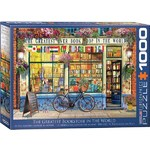 The Greatest Bookstore in the World - 1000pc