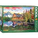 The Fishing Cabin - 1000pc