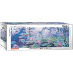 Monet - Water Lilies - Panoramic - 1000pc