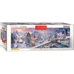 Christmas Collection - Holiday at the Seaside - Panoramic - 1000pc