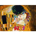 The Kiss - Gustav Klimt - 1000pc