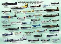 World War II - Aircraft 300 Extra Large Piece