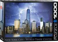 New York City - World Trade Center - 1000pc