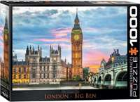 City Collection - London - 1000pc