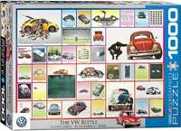 VW Beetle - We Have Done Things - 1000pc