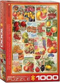 Fruit Seed Catalogue - 1000pc