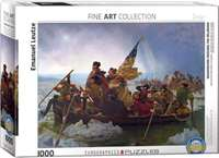 Washington Crossing the Delaware - 1000pc