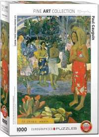 La Orana Maria - Hail Mary - Paul Gauguin