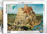 The Tower of Babel - Peiter Bruegel - 1000pc