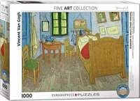 The Bedroom of Van Gogh - 1000pc