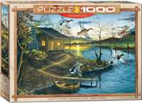 Autumn Retreat - Abraham Hunter - 1000pc