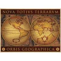 Antique Map - Orbis Geographica