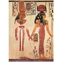 Nefertari Preceeded by Goddess Isis