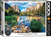 Yosemite El Captain - 1000pc