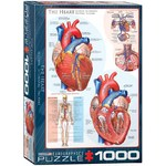 The Heart - 1000pc