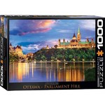 Ottawa - Parliament Hill - 1000pc