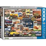 Jeep - Advertising Collection - 1000pc