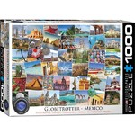 Globetrotter - Mexico - 1000pc