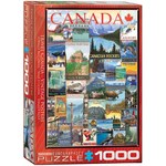 Travel Canada - Vintage Posters - 1000pc