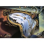 Salvador Dali - Soft Watch at the Moment of its  First Explosion