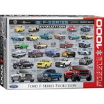Ford F-Series Evolution - 1000pc