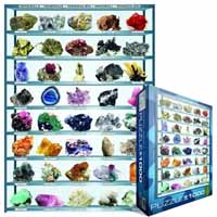 Minerals Of The World - 1000pc