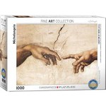 Michelangelo - The Creation of Adam Detail - 1000pc