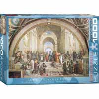 Raphael - School of Athens - 1000pc