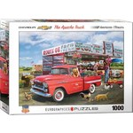 The Apache Truck - Chevrolet - 1000pc