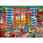 Quilting Craft Room - 1000pc