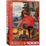 Royal Canadian Mounted Police - 1000 pieces