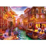 Sunset Over Venice - 1000pc