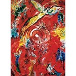 Marc Chagall - The Triumph of Music - 1000pc