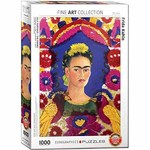 Frida Kahlo -Self Portrait - The Frame - 1000pc