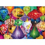 Asian Lanterns - 1000pc