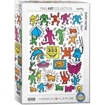 Keith Harling - Collage - 1000pc