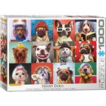 Funny Dogs - 1000 pieces