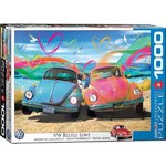 VW Beetle Love - 1000pc