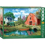The Red Barn - 1000pc
