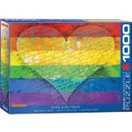 Love and Pride - 1000pc