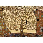 Gustav Klimt - Tree of Life - 1000pc