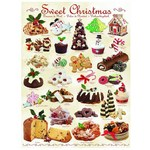 Sweet Christmas - 1000pc