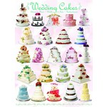 Wedding Cakes - 1000pc